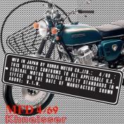 HONDA USA 04-69