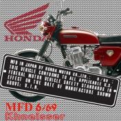 HONDA USA 06-69