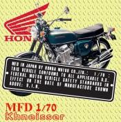 HONDA USA 01-70