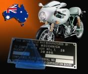DUCATI AUSTRALIA DA2