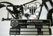 MATCHLESS MA1