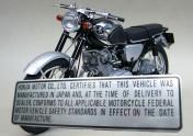 HONDA PRE 1969