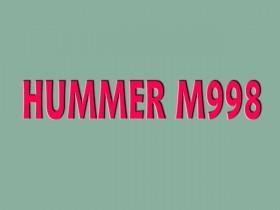 Hummer M998