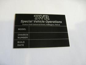 TWR CAR