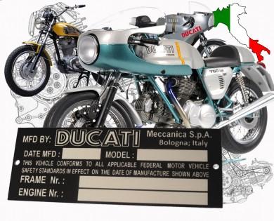 DE1 - Ducati
