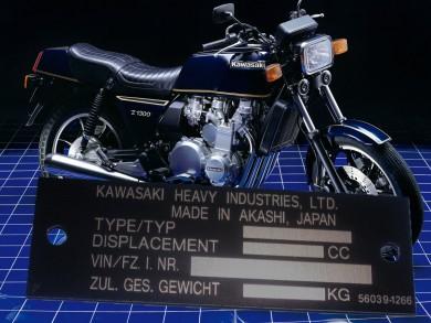 KAWASAKI  - 1300 cc
